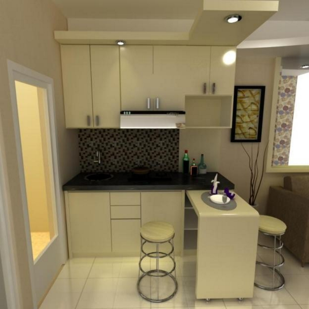 Rancangan Kitchen Set Dapur Sederhana Minimalis