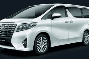 Price Specifications And Features Toyota Alphard
