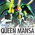 P-Bandai: Gashapon Senshi Forte EX03 Queen Mansa - Release Info