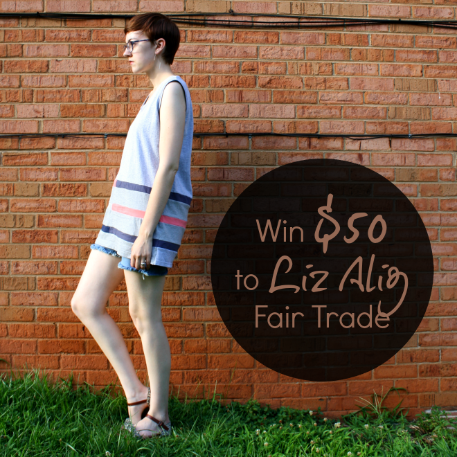 liz alig giveaway and review