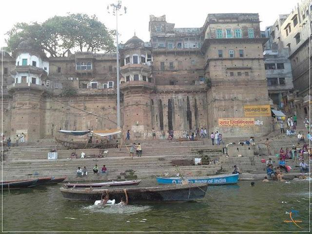 Prabhu Ghat - Varanasi