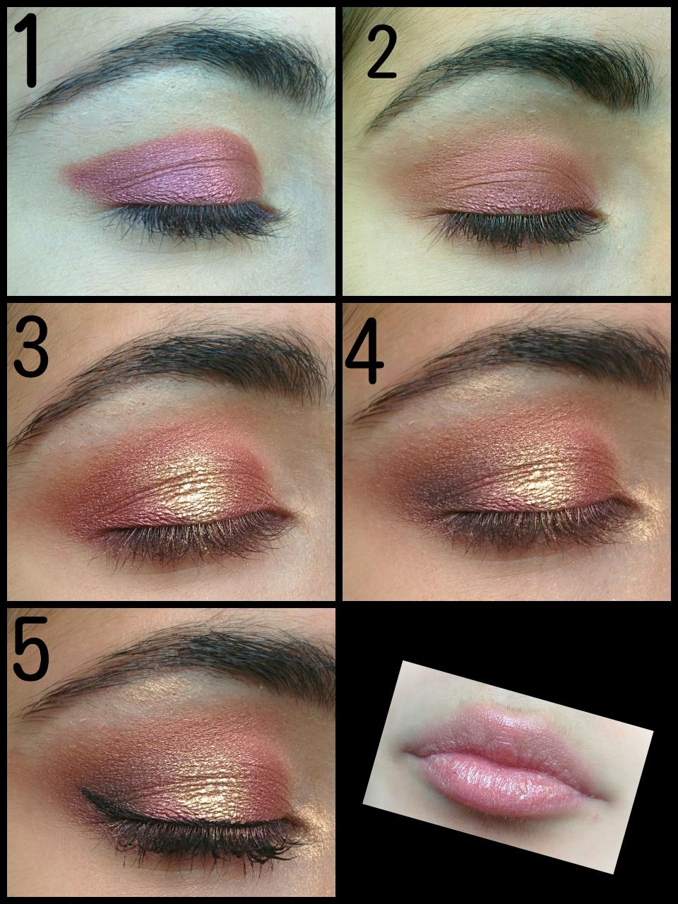 Preferenza MissElelli: Trucco natalizio #2 rosso (Makeup tutorial passo-passo) TX42