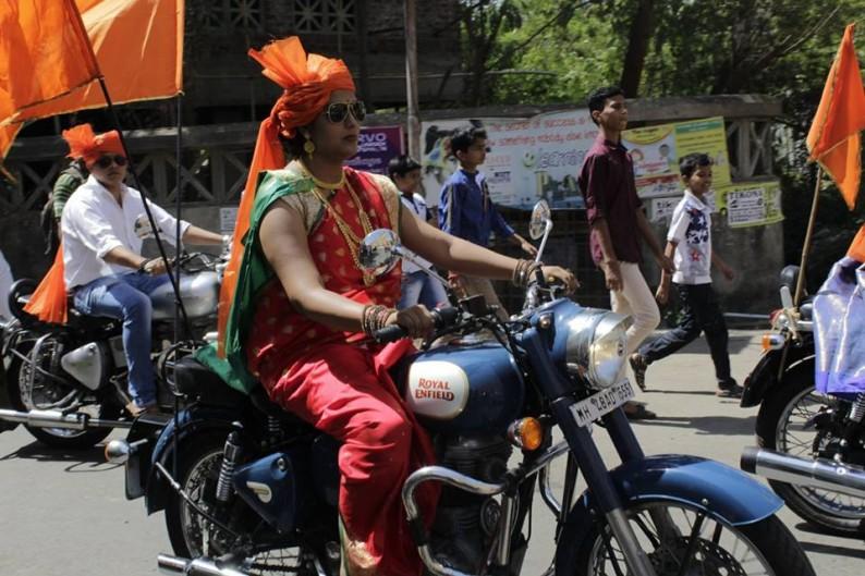Gudi Padwa Womens Bike Rally 12 - IndiaGirlsOnBike - Women ...