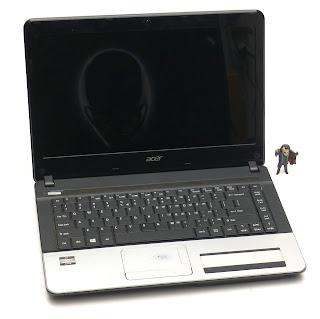 Acer aspire E1-421 AMD E1-1200 Bekas