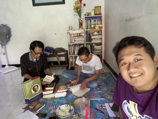 "Rencana Menulis Buku ""Muhammadiyah Blitar"""