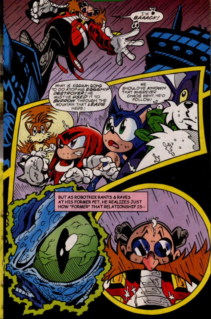 Read online Sonic The Hedgehog comic -  Issue #83 - 15