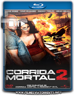 Corrida Mortal 2 Torrent - BluRay Rip 720p Dublado