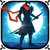 Download Game Ninja Assassin: Shadow Fight v0.9.2 Mod Apk Unlimited Gems