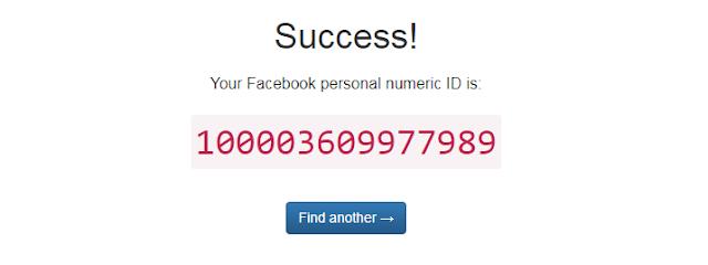 Tips Cara Mencari Facebook ID