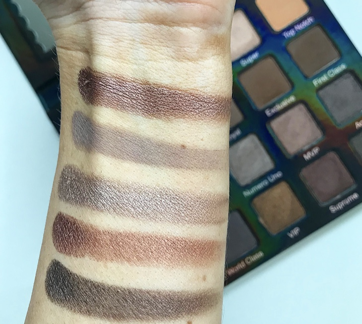 Taupe Notch Palette by Violet Voss Cosmetics #7