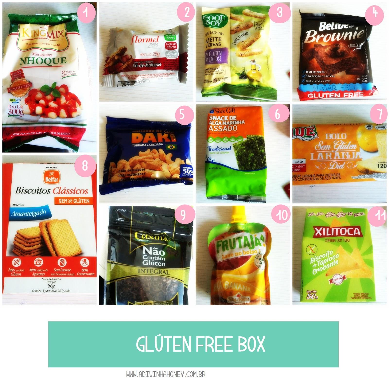 gluten free box
