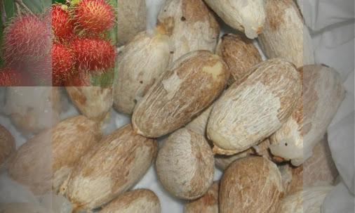 Rambutan kaya gula, rendah kalori