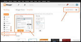 free blog templates for blogger blogspot template-install