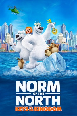 Norm of the North Family Vacation (2020) English 250MB WEBRip 480p Esubs