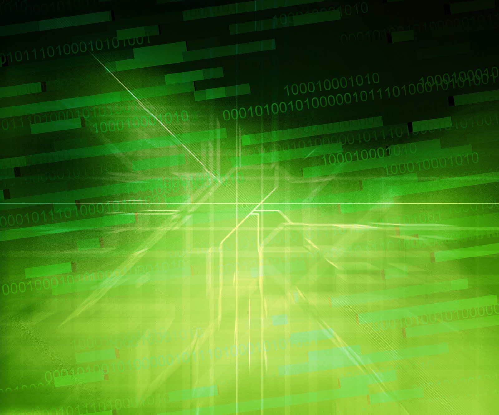Code abstract background