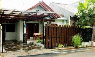 Model Kanopi Kayu Teras Depan Rumah