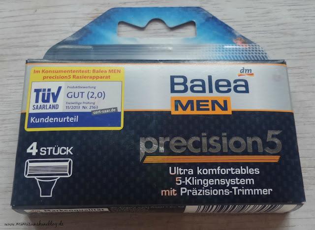 Balea Men precision 5 Rasierklingen