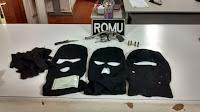 ROMU de Angatuba detém elemento armado pelo bairro são Cristóvão