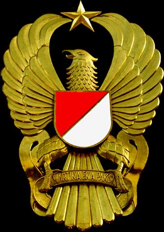 logo tni angkatan darat ad kartika eka paksi logo