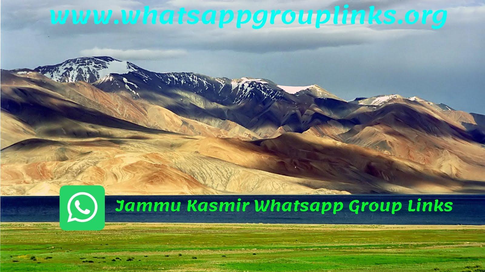 Join Jammu Kashmir Whatsapp Group Links List - Android Group APK