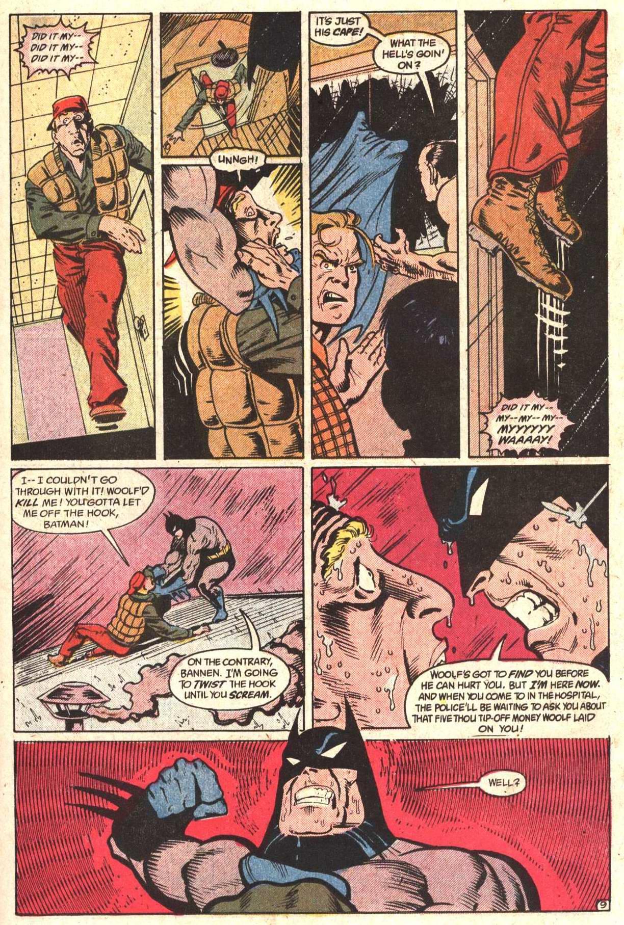 Detective Comics (1937) 587 Page 9