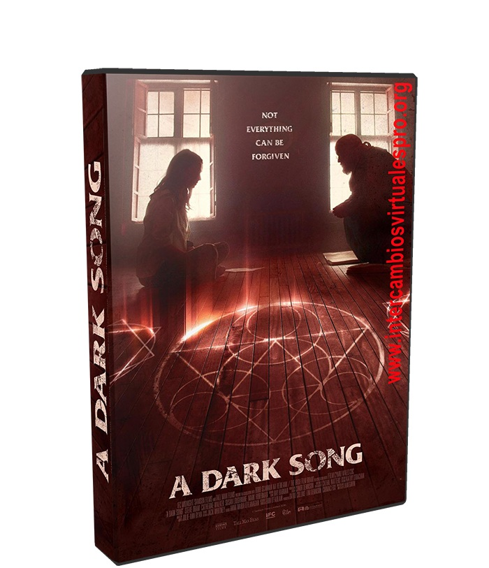 A Dark Song poster box cover