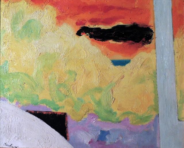 Massimo Marchesotti pintura al óleo