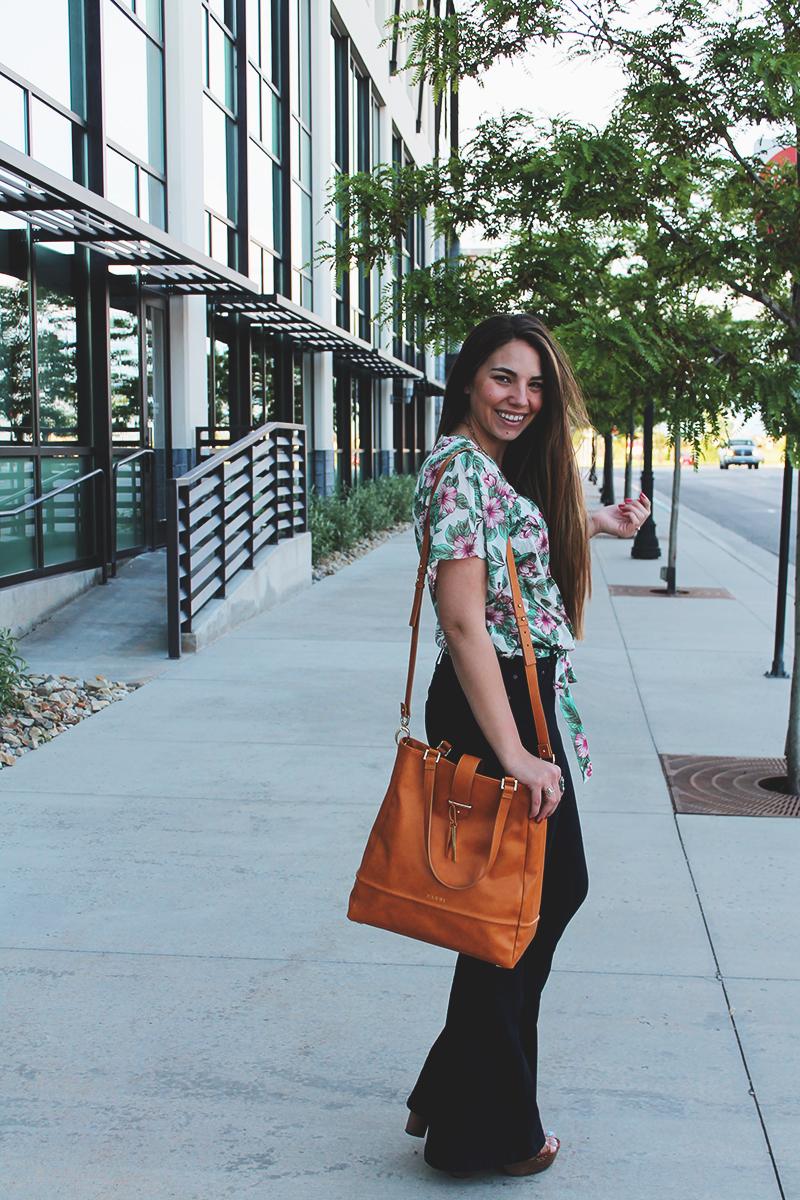 chunky heels, summer 2016 style, brunette blogger