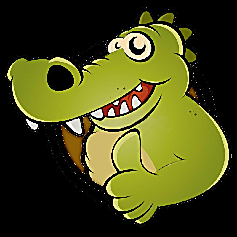 Смешной крокодил картинка, надписью лучшие друзья