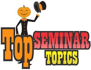 Seminar Topics for EEE Students LIST