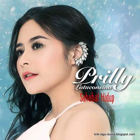 Sampul Album Sahabat Hidup - Prilly Latuconsina