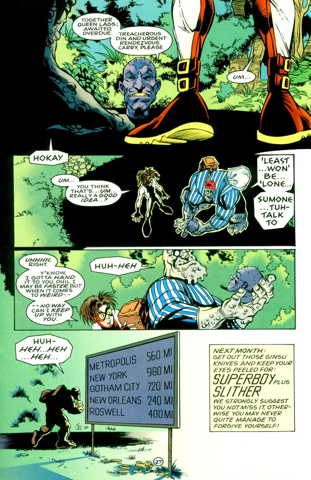 Read online Impulse Plus comic -  Issue # Full - 26