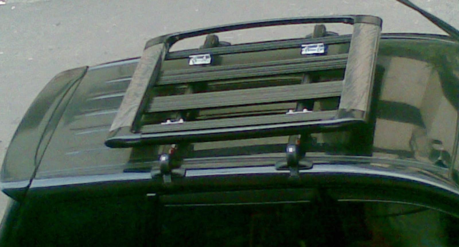 Tata Fortuna Variasi Mobil Rak Bagasi Mobil Roof Rack