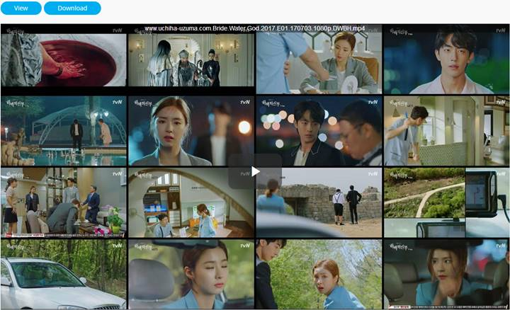 Screenshots Free Full Movie Bride Of The Water God (2017) Episode 01 1080p 720p 480p 360p Subtitle English - Indonesia MP4 Uptobox