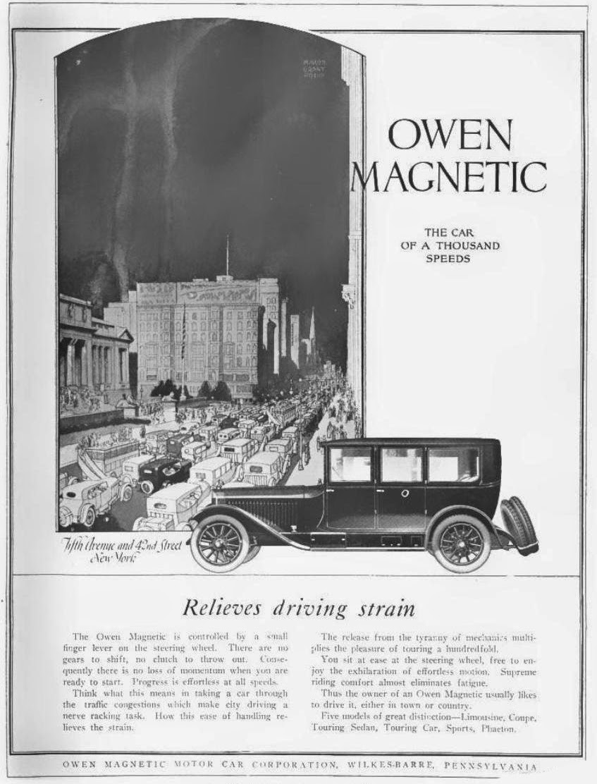 The Owen Magnetic