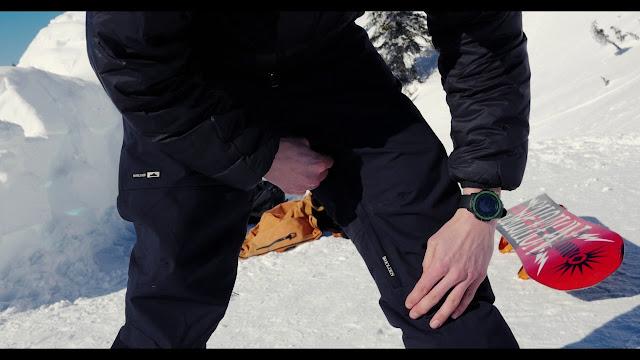 skinny snowboard pants mens