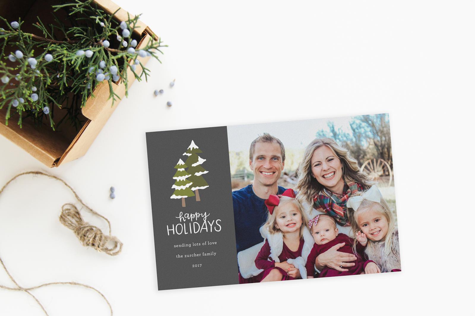 Alexa Z Design Christmas Cards! | He and I | Bloglovin'