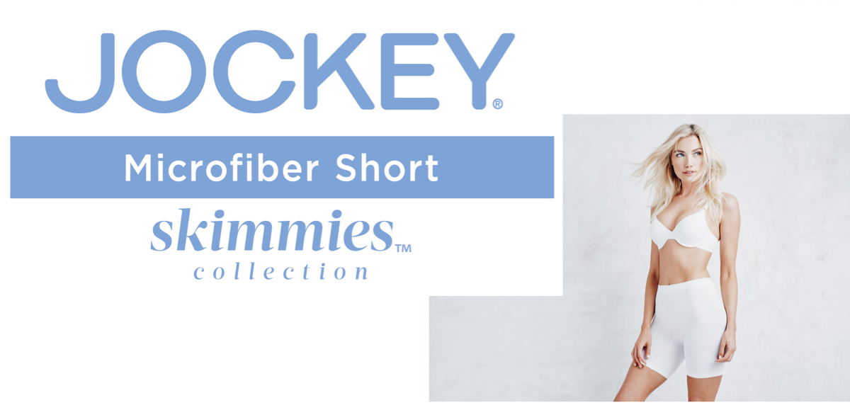 Adventskalender Blogger Shaping wear Jockey Microfiber Skimmies Shorts Win