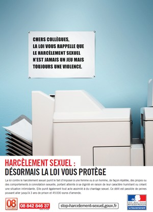 le journal du centre hospitalier de digne les bains harc lement sexuel d sormais la loi vous. Black Bedroom Furniture Sets. Home Design Ideas