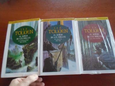 libros el señor de los anillos