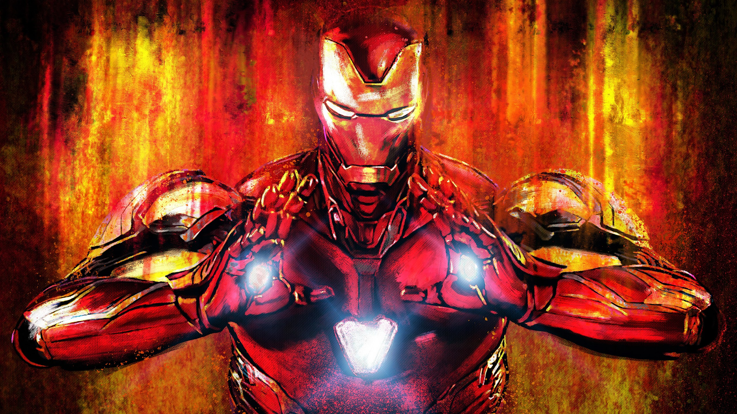 Avengers Endgame Iron Man 8k Wallpaper 148