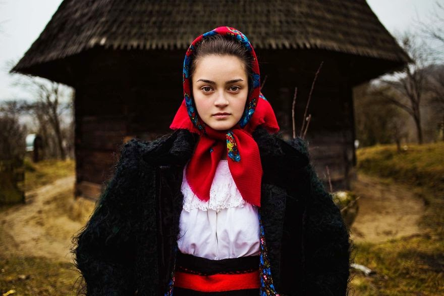 Maramures, Romania - I Photographed Women From 37 Countries To Show That Beauty Is Everywhere