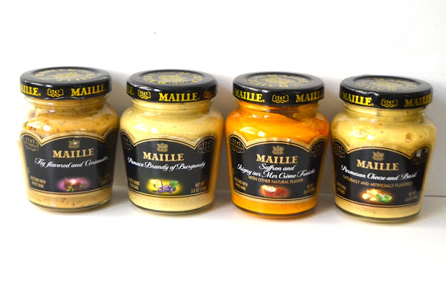Maille Mustards