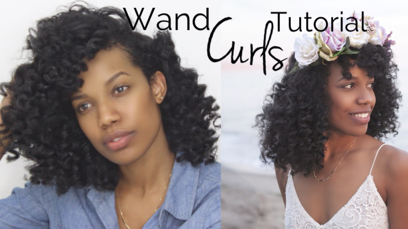 how to use a curling wand on natural hair | curlynikki