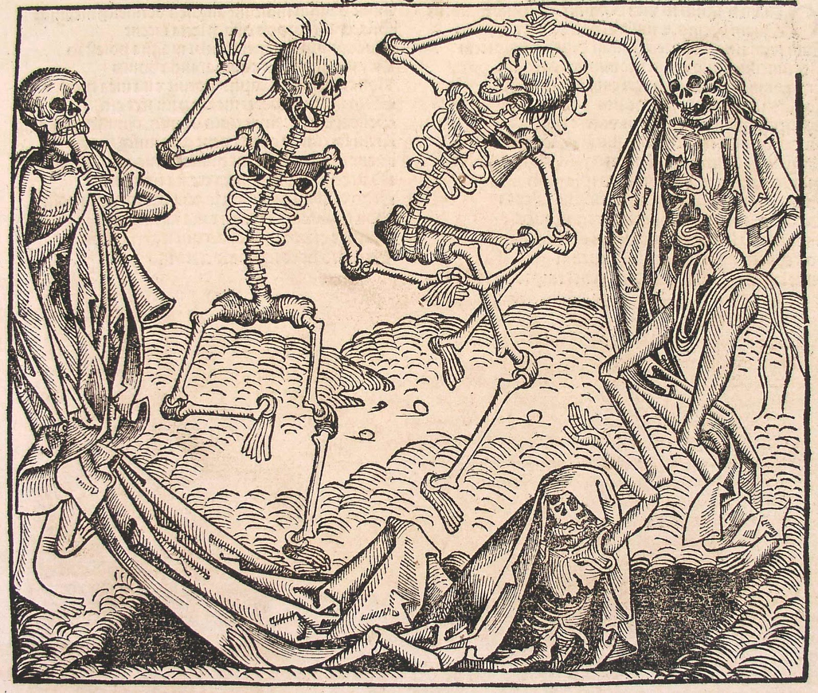 Inside the genetic history of the black death | SciTech Europa |History Black Death