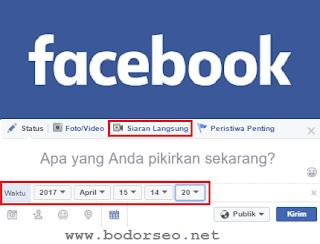 4 Fitur Facebook Mobile yang Sudah tersedia Untuk Versi Desktop/PC