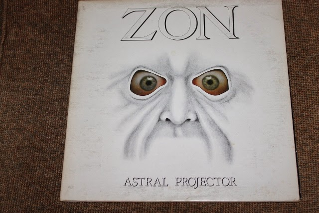 Maritime Vinyl Zon Astral Projector