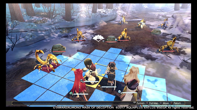 PS4 Tactics RPG game review