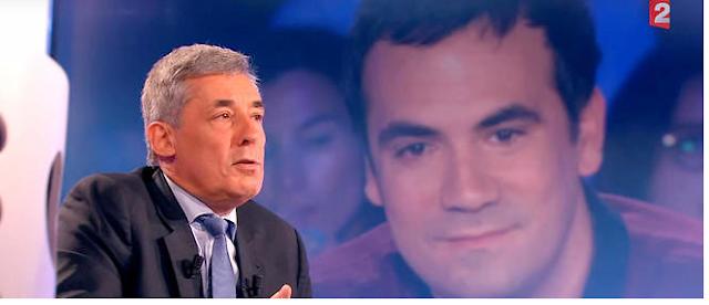 """Alex Goude - """"ONPC"""" : Henri Guaino et Alex Goude s'écharpent sur la GPA"""