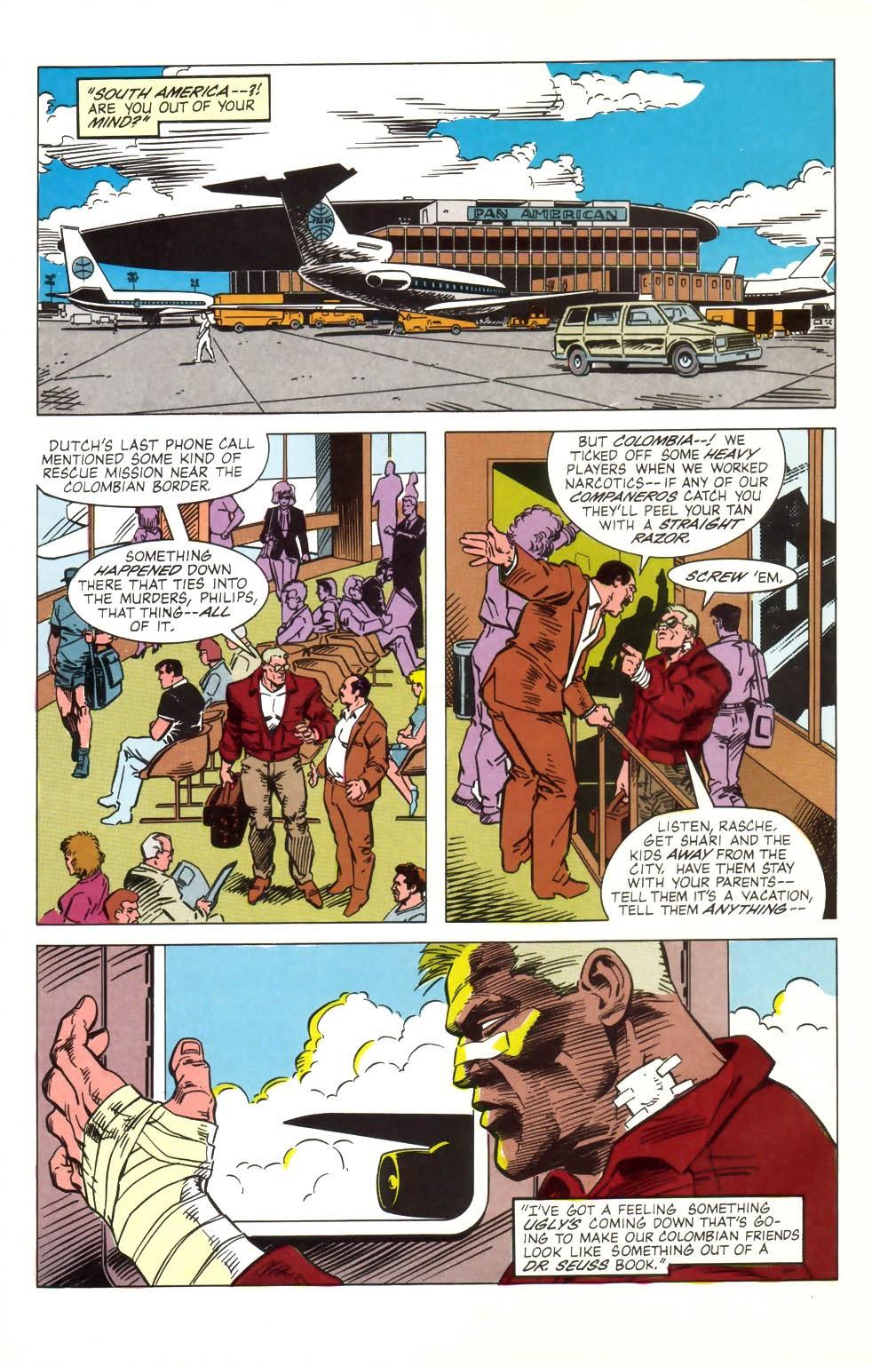 Predator (1989) issue 2 - Page 12